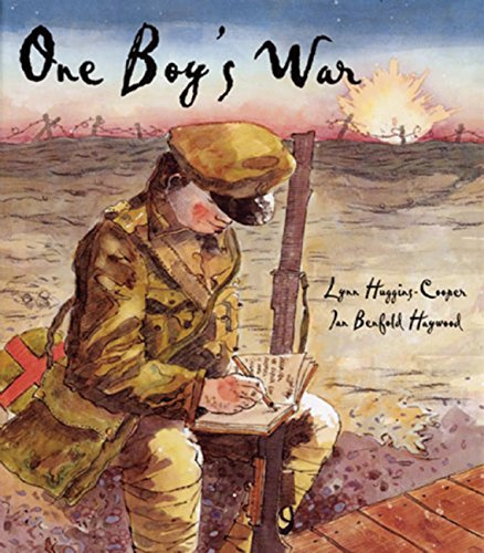 One Boy's War from Lincoln Children's Books