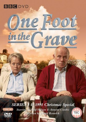 One Foot in the Grave - Series 3 & 1991 Christmas Special [1991] [DVD] from 2 Entertain Video