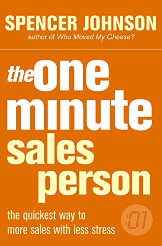 One Minute Salesperson from HarperCollins Publishers