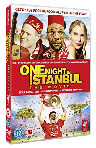 One Night In Istanbul The Movie [DVD] from Spirit Entertainment Limited