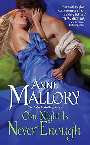 One Night Is Never Enough (Avon Historical Romance) from Avon