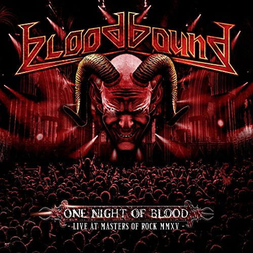 One Night Of Blood (Cd+dvd) from AFM RECORDS