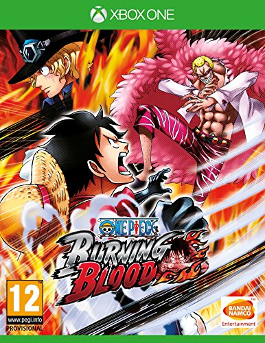 One Piece: Burning Blood (Xbox One) from Bandai Namco Entertainment