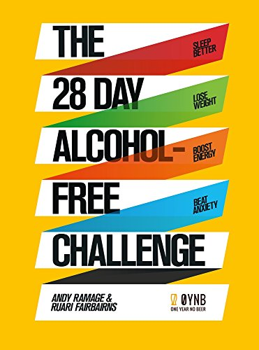 The 28 Day Alcohol-Free Challenge: Sleep Better, Lose Weight, Boost Energy, Beat Anxiety from Pan Macmillan