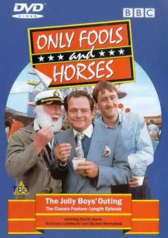 Only Fools and Horses - The Jolly Boys' Outing [1981] [DVD] from BBC