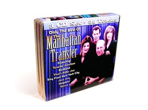 Only the Best of the Manhattan Transfer