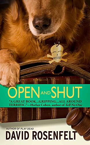 Open And Shut: Number 1 in series: A Novel (Andy Carpenter) from Import US