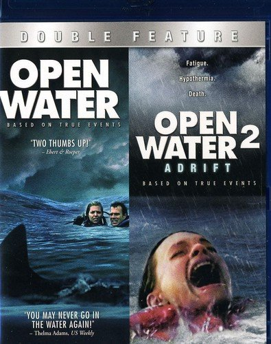 Open Water 1 & 2  [US Import] [Blu-ray] [Region A] from Lions Gate Home Entertainment