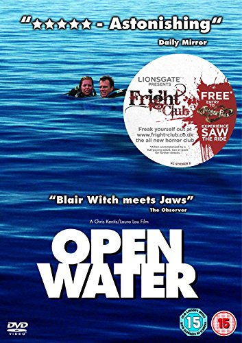 Open Water [DVD] from Lions Gate Home Entertainment