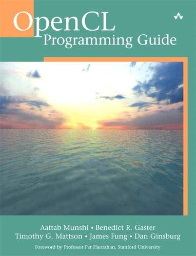 OpenCL Programming Guide (OpenGL) from Addison-Wesley Professional