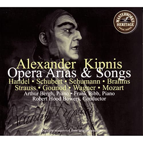 Opera Arias & Songs from Sony Music
