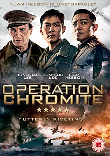 Operation Chromite [DVD] from Signature Entertainment