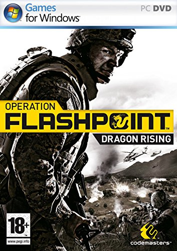 Operation Flashpoint: Dragon Rising (PC DVD) from Codemasters