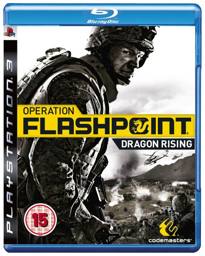 Operation Flashpoint: Dragon Rising (PS3) from Codemasters