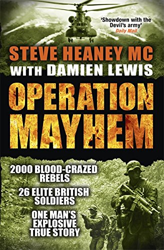 Operation Mayhem from Orion