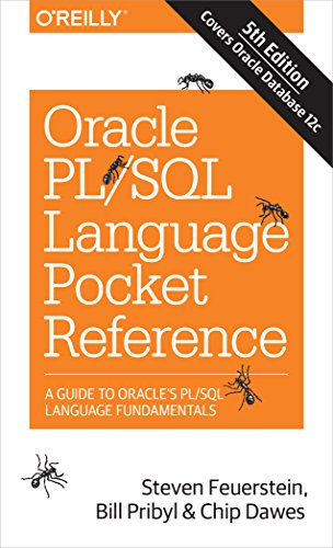 Oracle PL/SQL Language Pocket Reference from O'Reilly Media, Inc, USA