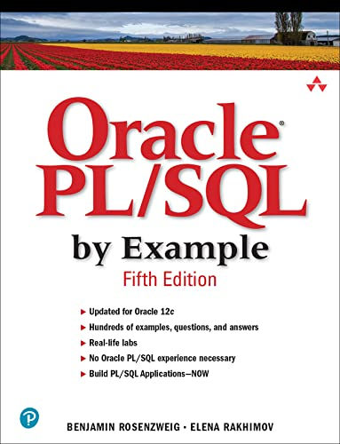 Oracle PL/SQL by Example (5th Edition) (Prentice Hall Professional Oracle) from Prentice Hall