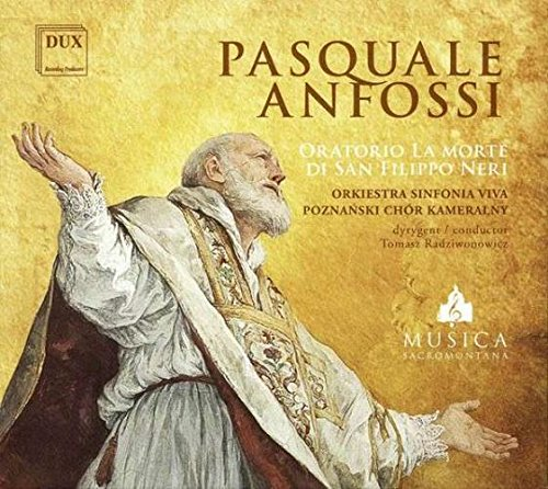 Oratorio La Morte Di San Filippo Neri (2CD) from Dux