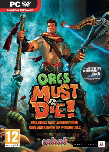 Orcs Must Die PC English (PC CD) from Mastertronic