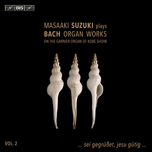 Organ Works Vol.2 from Bis