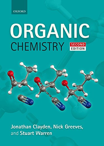 Organic Chemistry from OUP Oxford