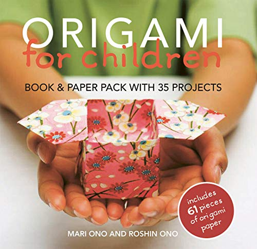 Origami for Children: Book & paper pack with 35 projects from Brand: CICO Books