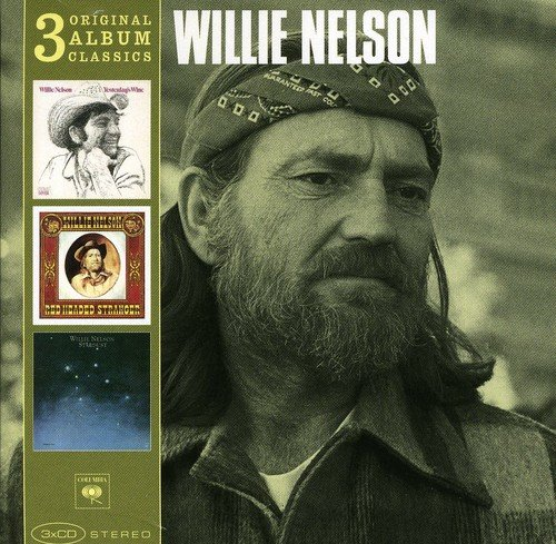 Original Album Classics [Audio CD] Willie Nelson