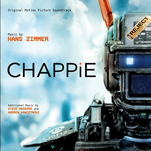 Original Soundtrack (Music By Hans Zimmer) - Chappie Ost [Japan CD] RBCP-2897 from Indies Japan