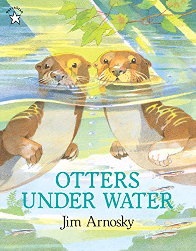 Otters Under Water from Puffin Books