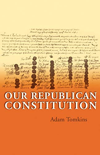 Our Republican Constitution from Hart Publishing