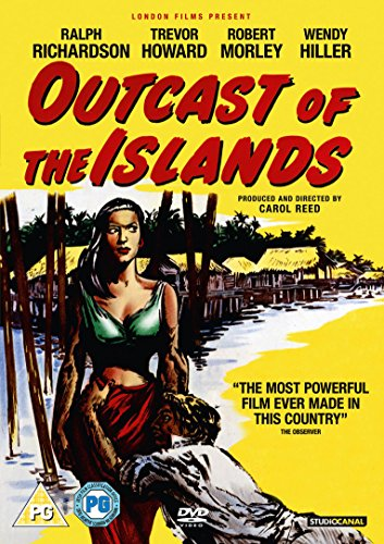 Outcast Of The Islands [DVD] [1951] from Studiocanal