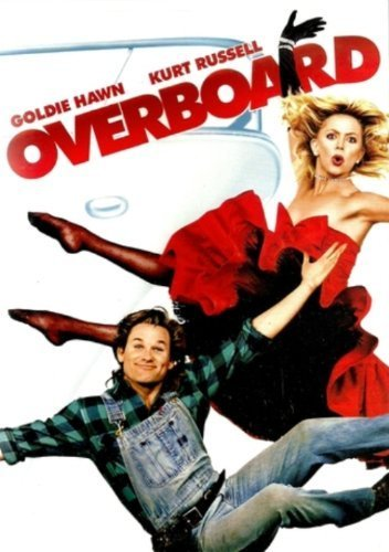 Overboard [DVD] [2018] [1988] from Warner Home Video
