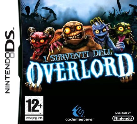 Overlord: Minions (Nintendo DS) from Codemasters