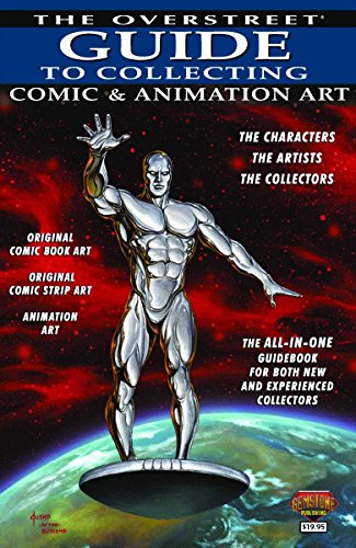 Overstreet Guide To Collecting Comic & Animation Art (Confident Collector) from Gemstone Publishing