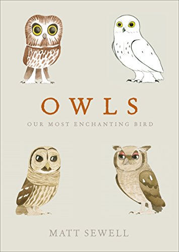 Owls: Our Most Enchanting Bird from Ebury Press