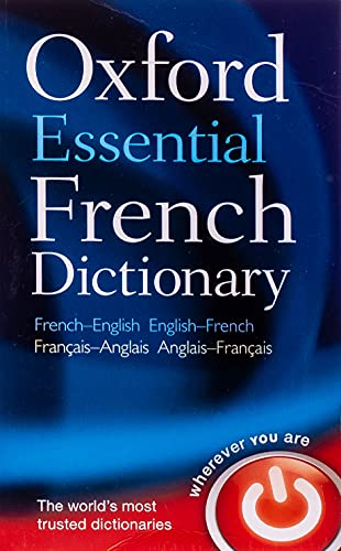 Oxford Essential French Dictionary from OUP Oxford