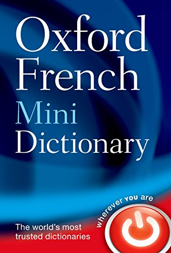 Oxford French Mini Dictionary from OUP Oxford