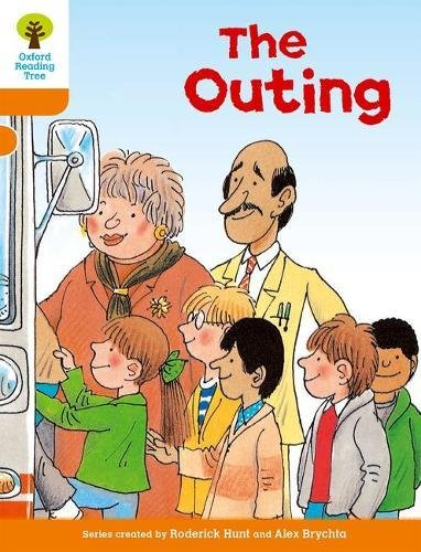 Oxford Reading Tree: Level 6: Stories: The Outing from OUP Oxford