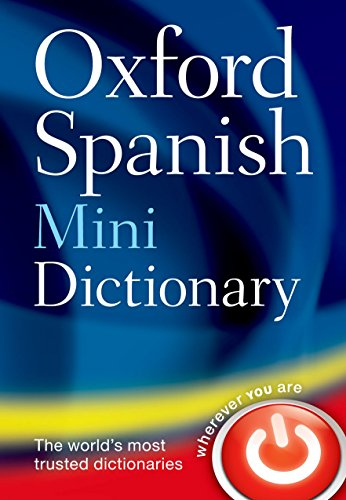 Oxford Spanish Mini Dictionary from OUP Oxford