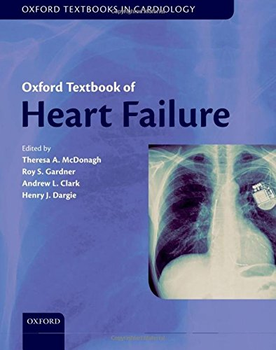 Oxford Textbook of Heart Failure (Oxford Textbooks in Cardiology) from Oxford University Press, USA