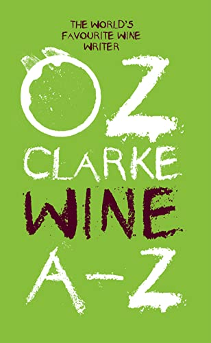 Oz Clarke Wine A - Z from Pavilion Books