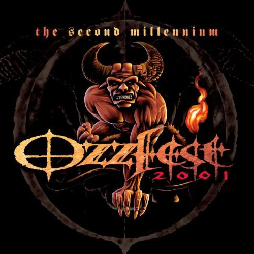 Ozzfest 2001: the Second Millennium (Ltd ed) from Epic