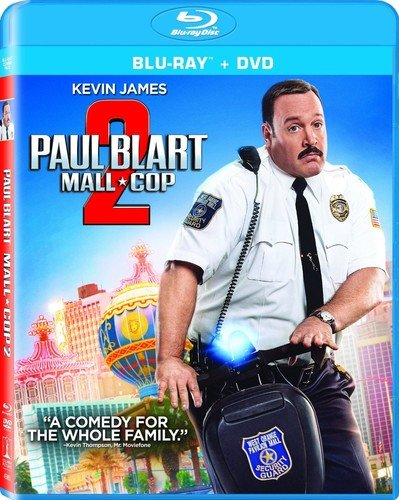 PAUL BLART 2 from Sony Pictures Home Entertainment