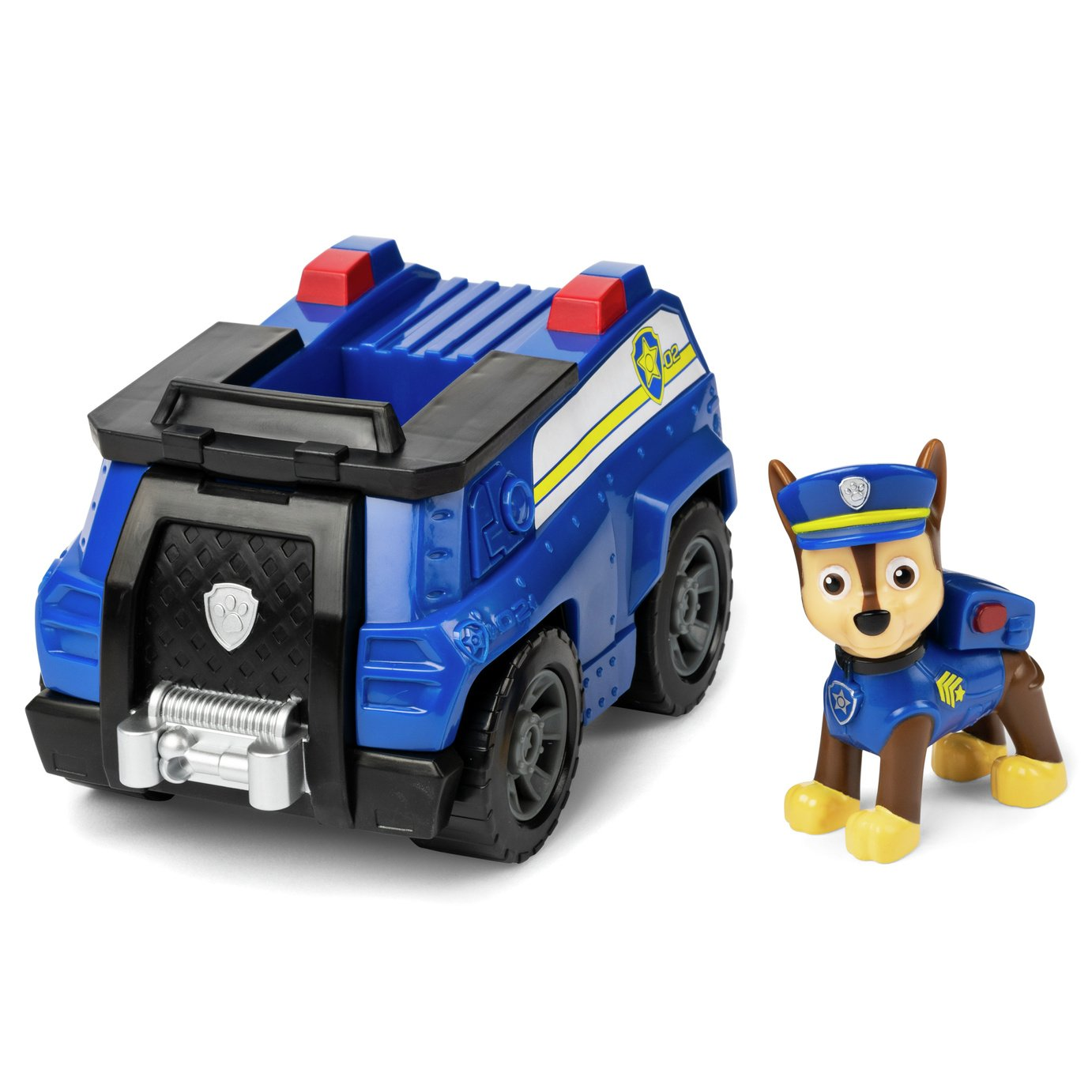 PAW Patrol Chase's Vehicles from Paw patrol