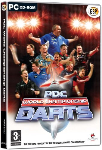 PDC World Championship Darts 2008 (PC CD) from Avanquest Software