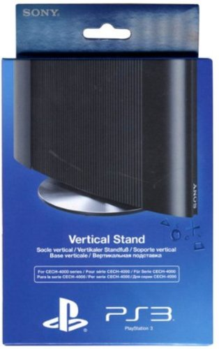 Playstation 3 Slim Vertical Stand for CECH-4000 Series from Sony