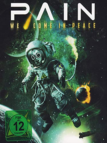 We Come In Peace [DVD] [2012] from Nuclear Blast