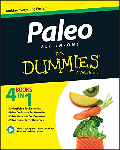 Paleo AIO FD (For Dummies) from For Dummies