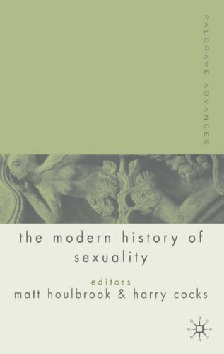 Palgrave Advances in the Modern History of Sexuality from AIAA