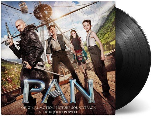 Pan [180 gm 2LP black vinyl] from Music On Vinyl